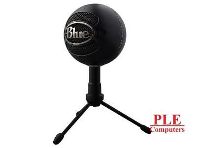 Blue Microphones Snowball iCE Black USB Microphone [SNOWBALL-ICE-BLACK]