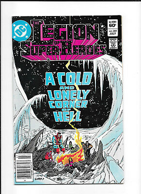 Legion Of Super Heroes #289 (7.5) Dc Newsstand
