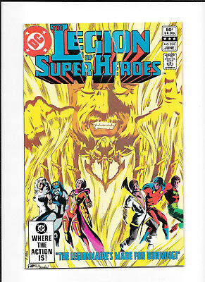 Legion Of Super Heroes #288 (8.0) Dc Copper