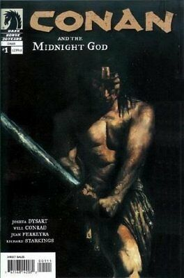 Conan & The Midnight God (2007 Ltd) #   1 (VFN+) (VyFne Plus+) Dark Horse ORIG U