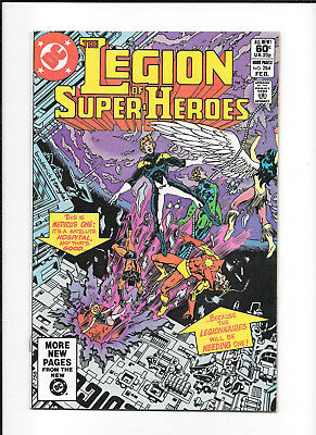 Legion Of Super Heroes #284 (9.0) Dc Copper