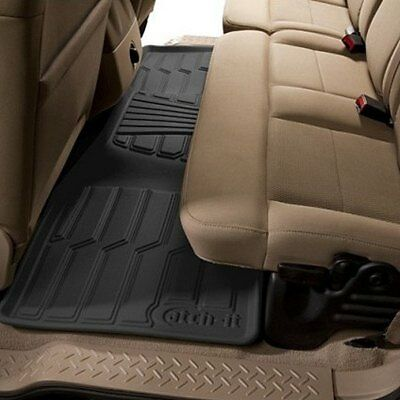 Lund 783228-T Catch-It Carpet Tan Rear Seat Floor Mat