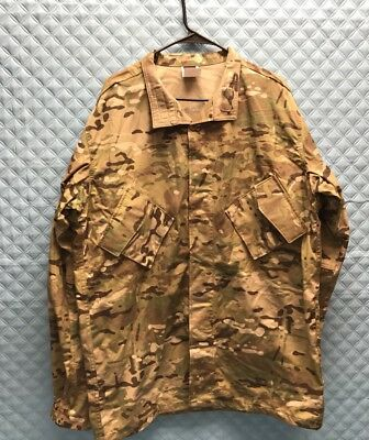 Patagonia Level 9 Temperate Blouse MULTICAM SOCOM SOF SF Extra Large Long NWOT