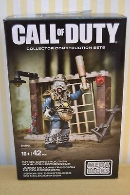 Mega-Bloks Call of Duty   BRUTUS  NEU&OVP    CNC66