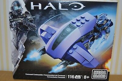 Mega-Bloks  HALO Covenant Commander  NEU&OVP    CNH23
