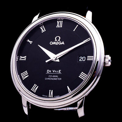 OMEGA DE VILLE CHRONOMETER CO AXIAL AUTOMATIC DATE HERRENUHR NP: 3900 Euro