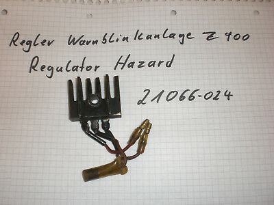 Z900 A4  Regler für Warnblinkanlage 21066-024 Regulator Hazard