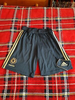 Chelsea training shorts 36 waist