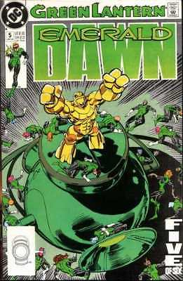 Green Lantern: Emerald Dawn #5 in Very Fine condition. FREE bag/board