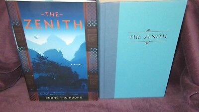 The ZENITH ~ Duong Thu Huong. 1st US HbDj 2012. VIETNAM powerful UNread in MELB