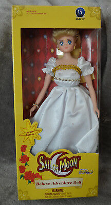 NIB Sailor Moon IRWIN 2001 Princess Serenity Serena Doll