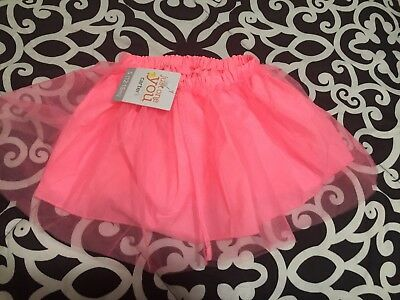NEW Just One You by Carter's Baby Girl Tutu Skirt sz Small 12-18 months Pink