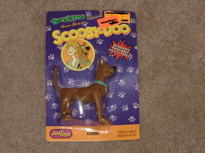"Scooby-Doo Figure Just Toys ( 1992 ) 4"" tall, new old stock  item #12221"