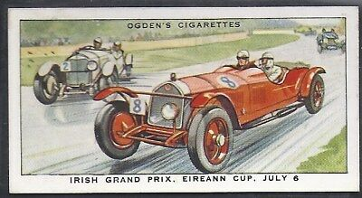 Ogdens-Motor Races 1931-#20- Quality Card!!!