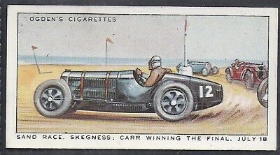 Ogdens-Motor Races 1931-#23- Quality Card!!!