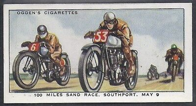 Ogdens-Motor Races 1931-#34- Quality Card!!!