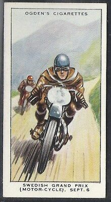 Ogdens-Motor Races 1931-#48- Quality Card!!!