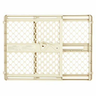 North States Supergate Baby/Child Safety Pet Gate - Ivory | 8629