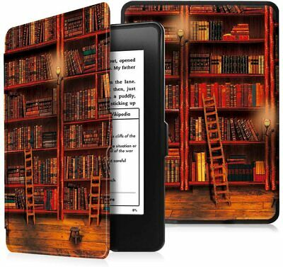 For All-New Amazon Kindle Paperwhite 2012-2016 Versions SlimShell Case Cover