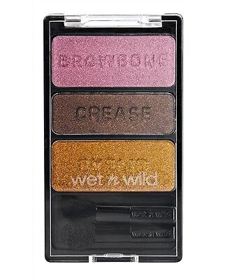 Wet N Wild Color Icon Eyeshadow Trio - Choose Your Favourite!!