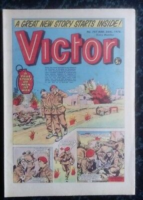 Victor Comic No 787 Mar 20 1976