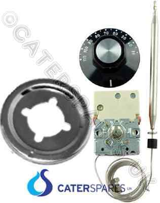 HOT CUPBOARD TEMPERATURE CONTROL THERMOSTAT KIT 110oC 1ph PARTS CSUK