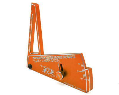 Revolution Design Ultra Camber Gauge R2 Orange RDRP0003R2-ORA