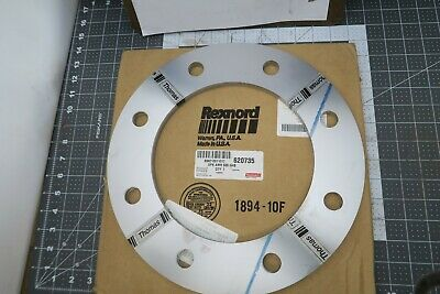 """13.44"""" O.D. Stainless Steel Flexible Coupling Disc Pack 500 AMR SS Rexnord [A7S3"""