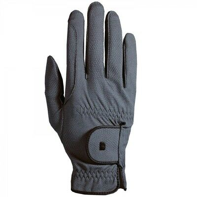 Roeckl Women's Riding gloves Roeck-Grip Grey 080