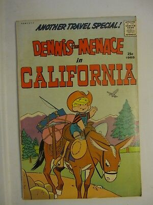 Dennis the Menace in California 1965