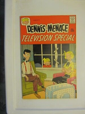Dennis the Menace Television Special Fawcett 1966