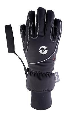 Busse winter gloves JASPER black waterproof reins reinforcement Thinsulate mater