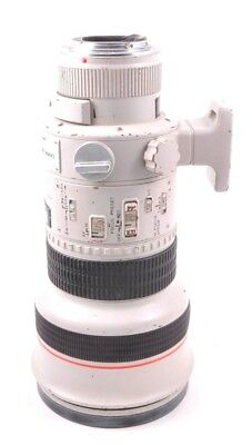 Canon EF 300mm f/2.8L USM with Canon Lens Hood and Hard Case