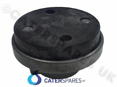 Archway Round Metal Coupling & Rubber For Motor Drive Shaft Doner Kebab Machines