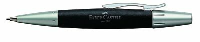 Portamine Faber Castell E-Motion Met. Wood Nero 1.4Mm Cod. 7454
