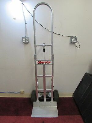 B&P Manufacturing Liberator Dual Disc Brake Hand Truck, Moving Dolly