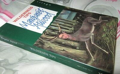 Wilderness Tips ~ Margaret Atwood.1992 Virago Sc 10 SHORT Stories UNread in MELB