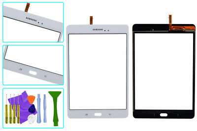 USA New Touch Screen Digitizer+Adhesive+Tools Samsung Galaxy Tab A 8.0 SM T350