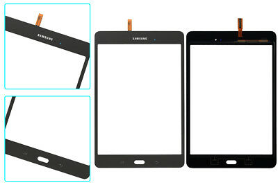 Gray Touch Screen Digitizer Glass Replacement Samsung Galaxy Tab A 8.0 SM T350