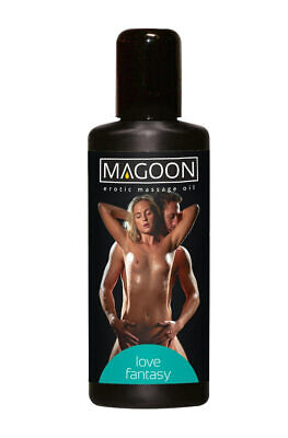 Magoon Love Fantasy Aroma Massage Öl 100 ml erotisches Massageol Erotik Sex