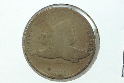 1857 Flying Eagle Cent G
