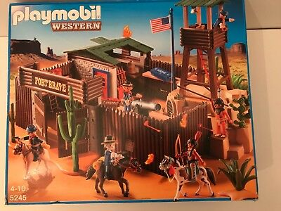 Playmobil - Fort Brave ( 5245 )