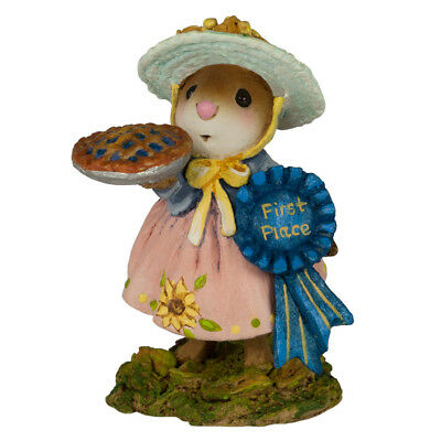 Wee Forest Folk M-321d First Prize Pie - Limited 1 Year