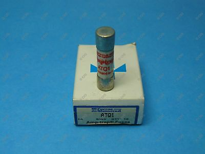 Shawmut ATQ1 Time Delay Fuse Midget 1 Amps 500 VAC Box Of Qty 10 New