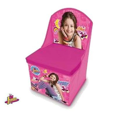 Chair Pliable Child Disney Soy Luna