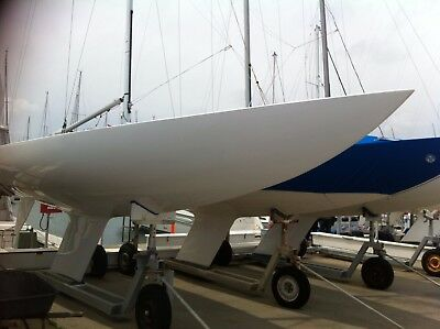 Etchell sail boat