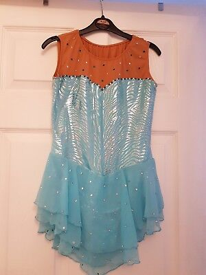 ice skating dress custom made