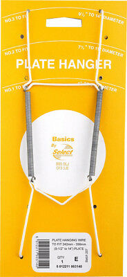 "Basic Plate Hanger Wire 9 1/2"" x 14""  No. 3"