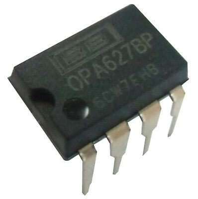 OPA627BP High Speed Audio OP AMP IC DIP-8 Precision Operational Amplifier OPA627