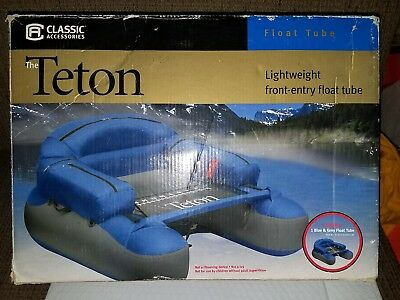 Classic Accessories Teton Fishing Float Tube Light Weight